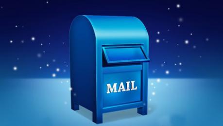 Réparation et configuration boite mail