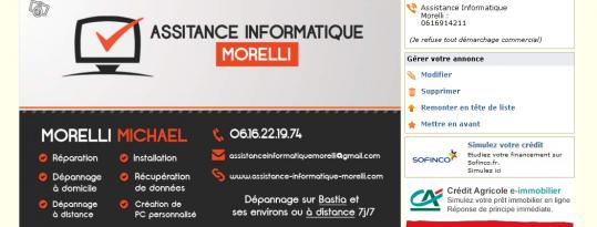 La page leboncoin.fr